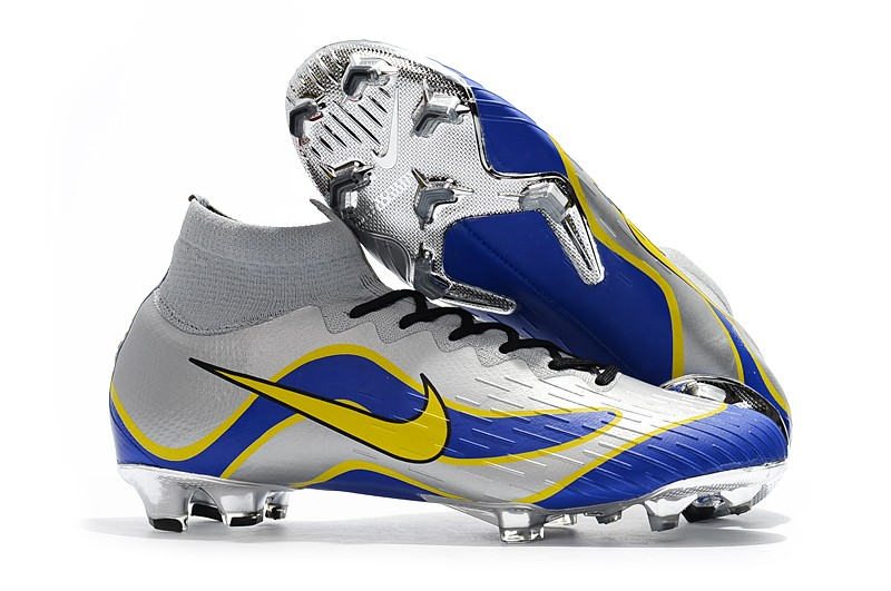 2018 Nike Mercurial Superfly VI 6 Heritage 1998 FG - Silver Right