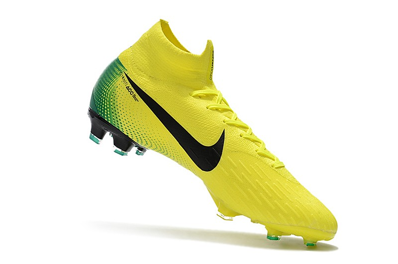 2018 Nike Mercurial Superfly VI 6 Heritage 2006 FG - Yellow Right