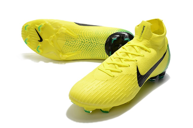 2018 Nike Mercurial Superfly VI 6 Heritage 2006 FG - Yellow Sell