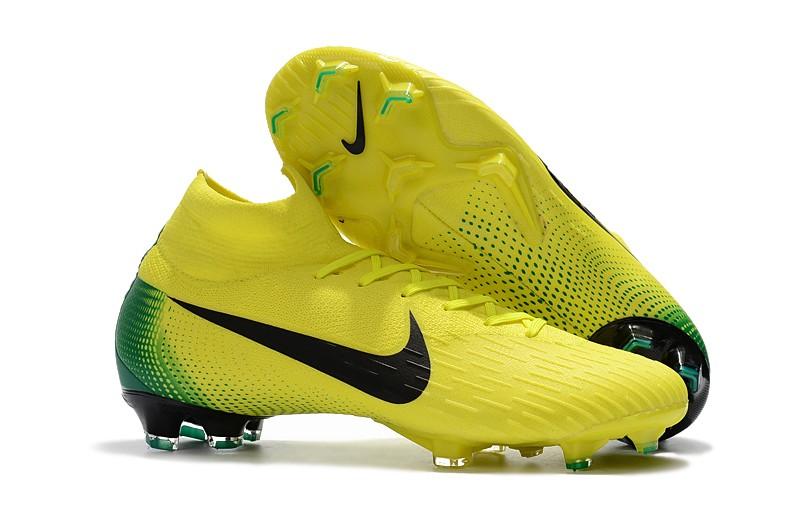 2018 Nike Mercurial Superfly VI 6 Heritage 2006 FG - Yellow Shop