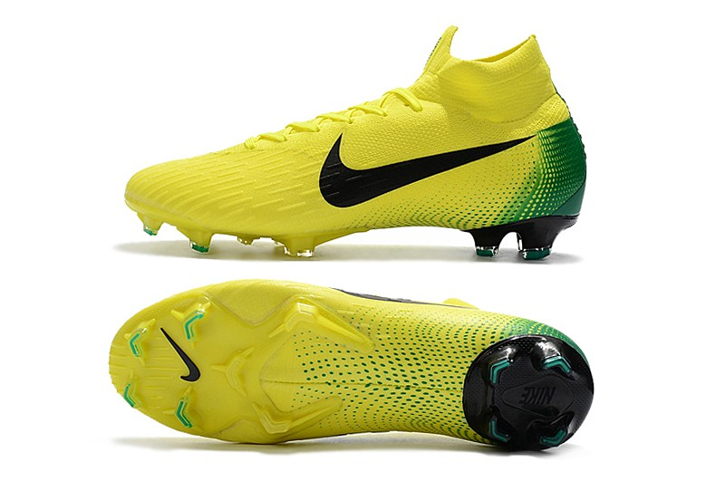 2018 Nike Mercurial Superfly VI 6 Heritage 2006 FG - Yellow Sole