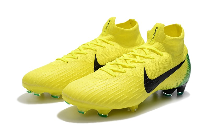 2018 Nike Mercurial Superfly VI 6 Heritage 2006 FG - Yellow free shipping