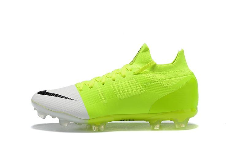 Nike Mercurial Greenspeed 360 FG- White Solar Green Right