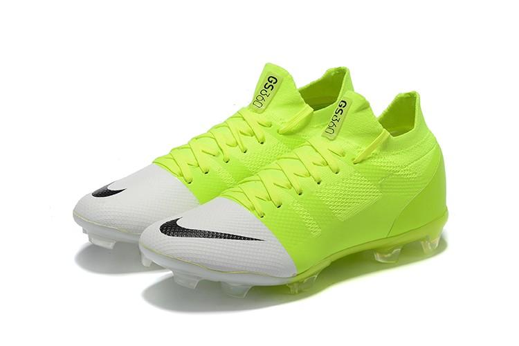 Nike Mercurial Greenspeed 360 FG- White Solar Green Sale