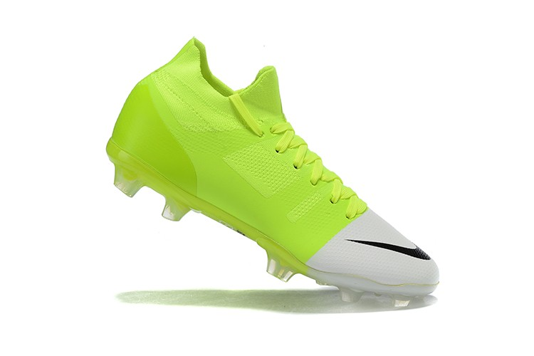 Nike Mercurial Greenspeed 360 FG- White Solar Green Sell