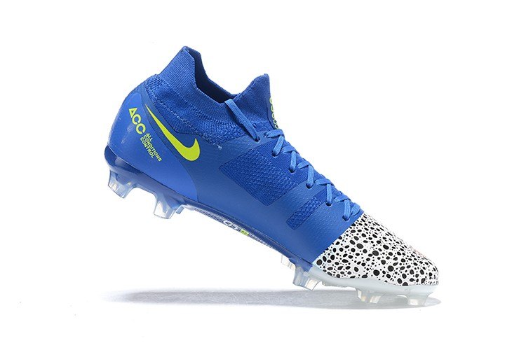 Nike Mercurial Greenspeed 360 FG - WhiteRacer Blue Sell