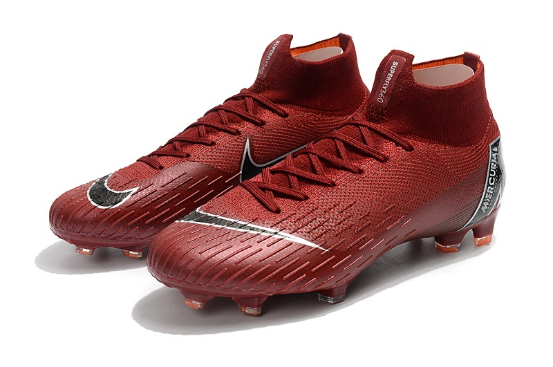 Nike Mercurial Superfly VI 6 Elite FG-Crimson Sell