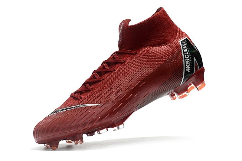 Nike Mercurial Superfly VI 6 Elite FG-Crimson Shop