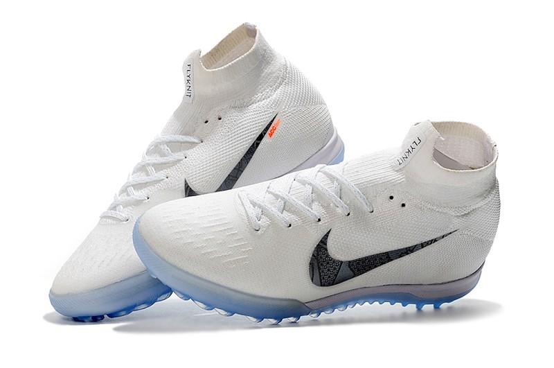 Nike Mercurial SuperflyX VI 6 Elite TF-White Metallic Cool Grey Shop