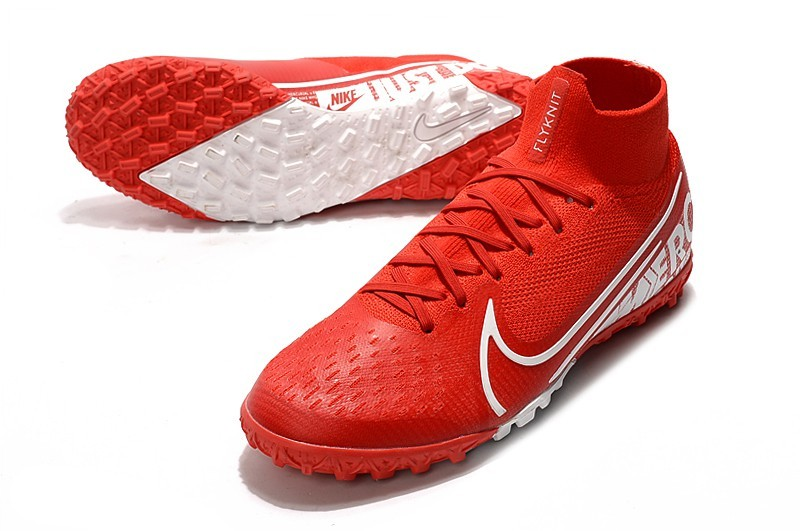 Nike Mercurial SuperflyX 7 Elite TF Nike By You - Red White