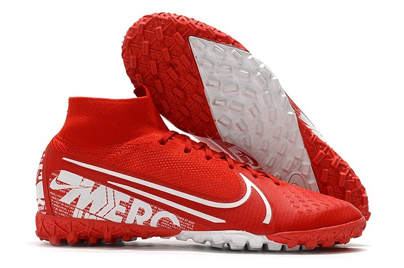 Nike Mercurial SuperflyX VII 7 Elite TF Nike By You - Red White Sell