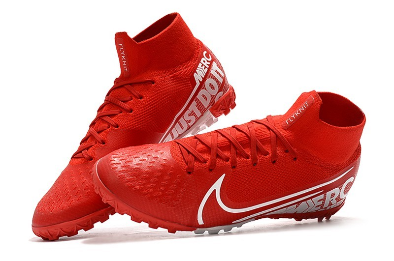 Nike Mercurial SuperflyX VII 7 Elite TF Nike By You - Red White Shop