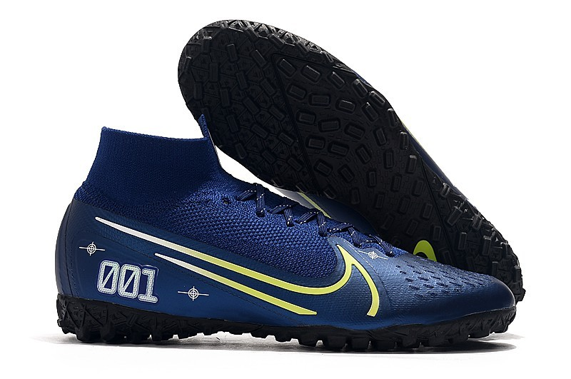 Nike Mercurial SuperflyX VII Elite MDS TF Dream Speed-Blue Yellow Sell