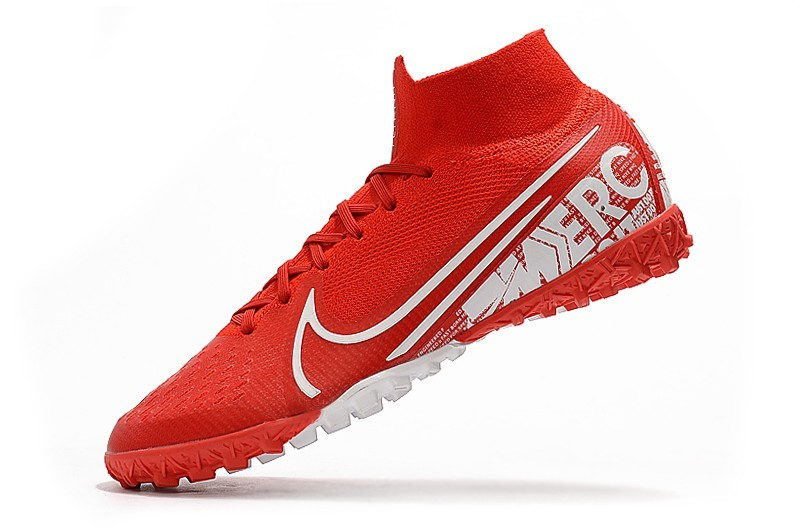 Nike Mercurial SuperflyX VII Elite TF Nike By You - Red White