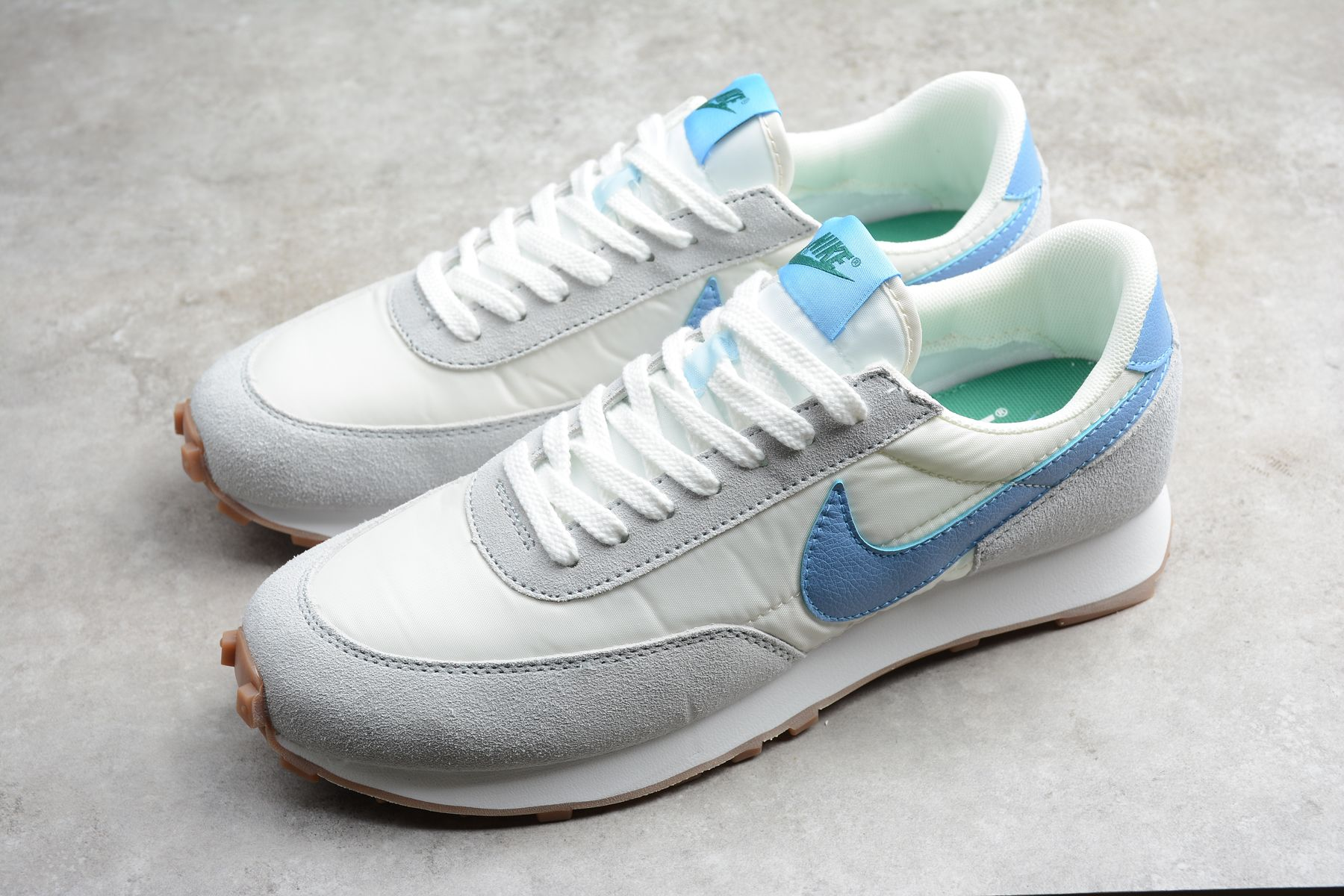 Nike Daybreak Blue Grey Upper