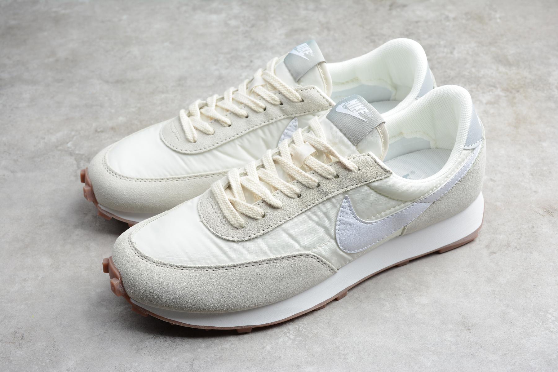 Nike Daybreak gray Gum Sole sneakers Shop