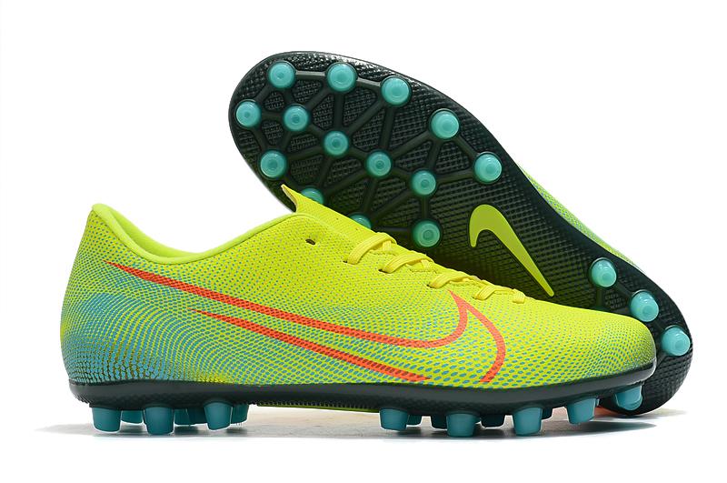 Nike Dream Speed Mercurial Vapor Academy AG-Yellow orange Right