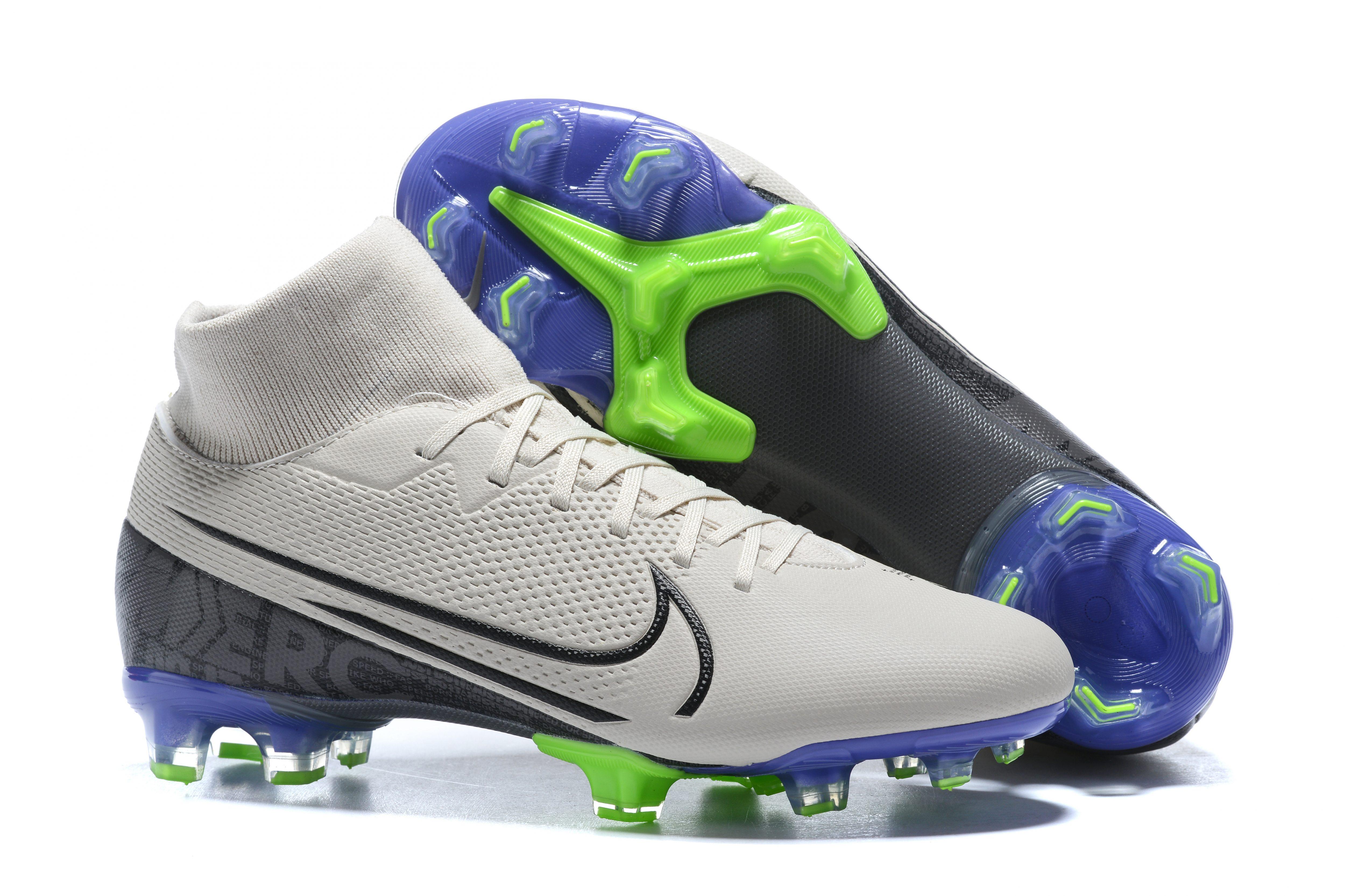 Nike Mercurial Superfly VII Club FG-gray Sell