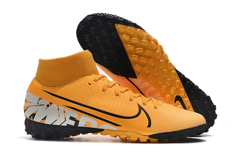 Nike Mercurial SuperflyX VII 7 Academy TF New Light-Orange Black