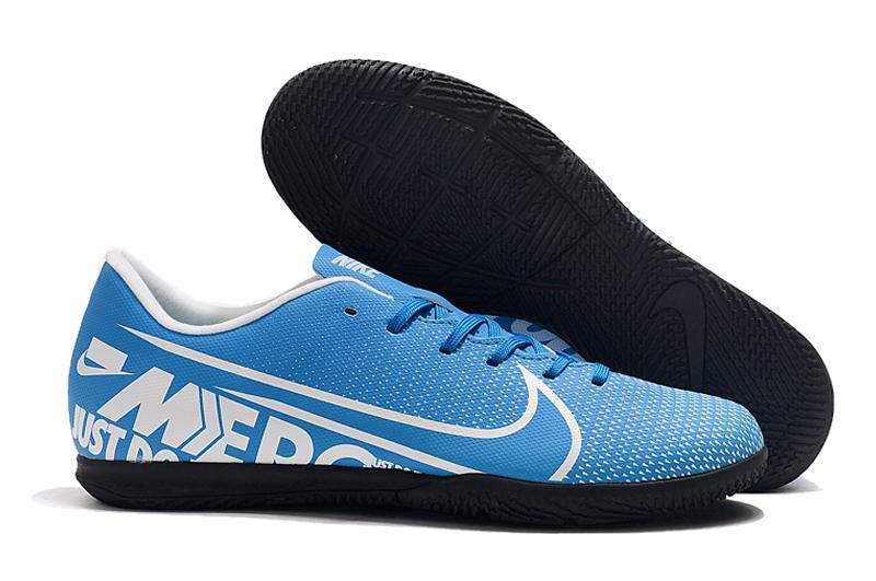 Nike Mercurial Vapor 13 Academy IC-Azul Front Right