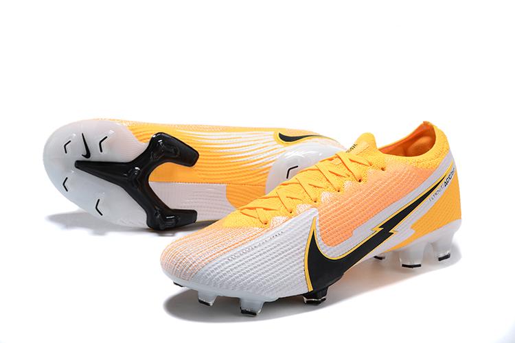 Nike Mercurial Vapor VII 13 Elite FG-yellow white black buy