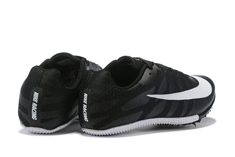 Nike Rival S9 -All black and white Heel