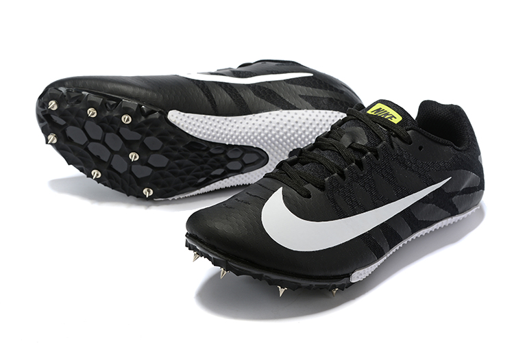 Nike Rival S9 -All black and white panel