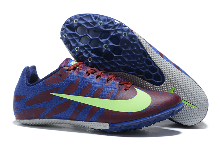 Nike Rival S9-Light coffee blue Right