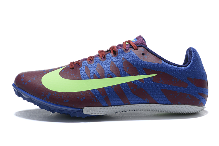 Nike Rival S9-Light coffee blue shoes