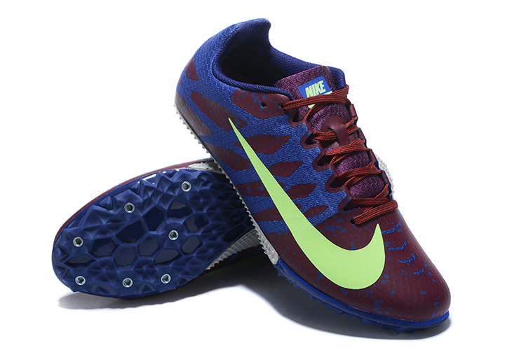 Nike Rival S9-Light coffee blue whirlwind