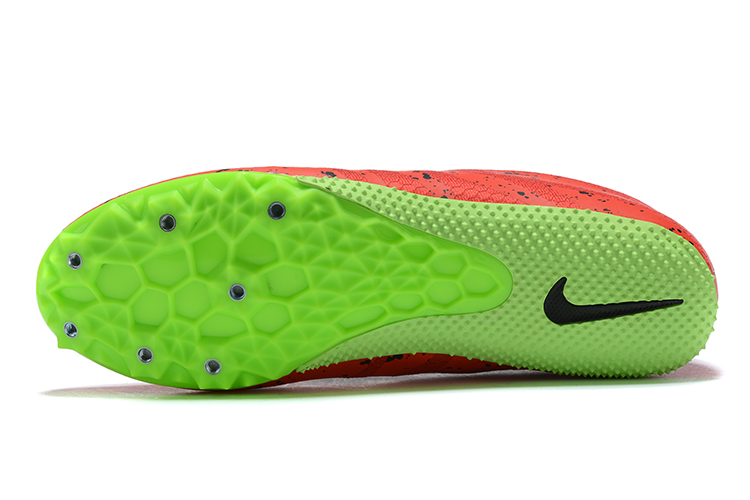 Nike Rival S9-Red Green Sole