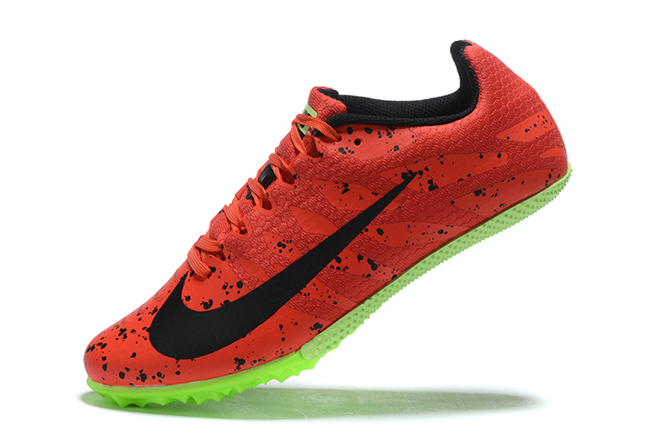 Nike Rival S9-Red Green shoes