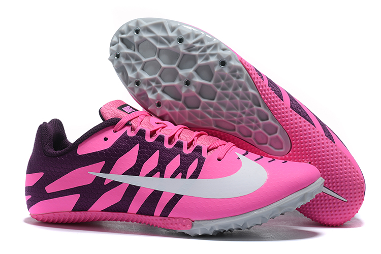 Nike Rival S9 -pink white Right