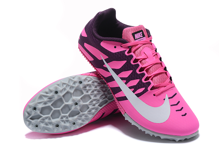 Nike Rival S9 -pink white side