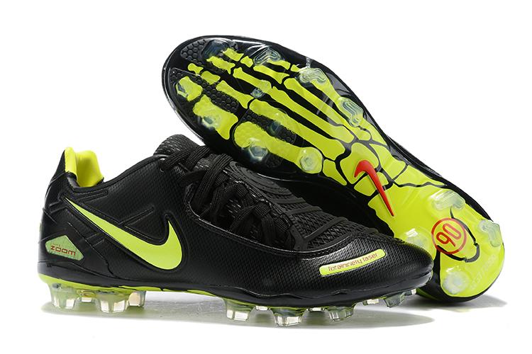 Nike T90 Laser I SE FG boots-black