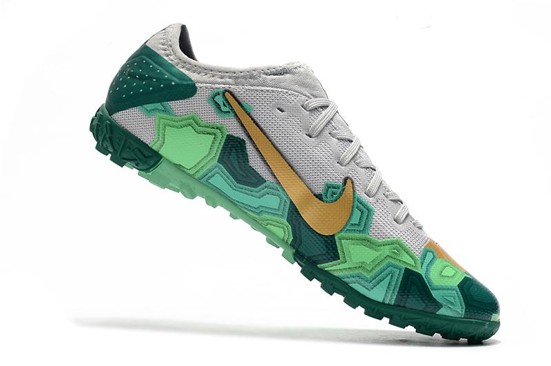 Nike Vapor 13 Pro TF-Gris Oro Verde whirlwind