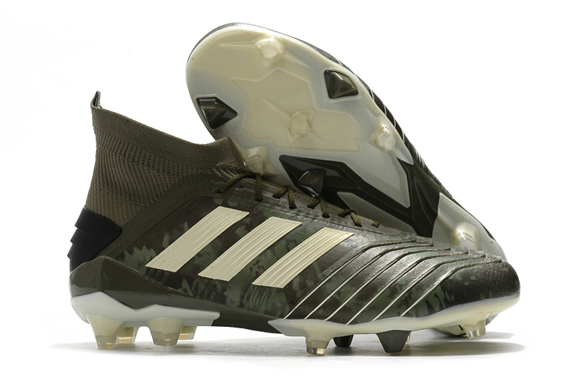 adidas Predator 19.1 FG boots Right