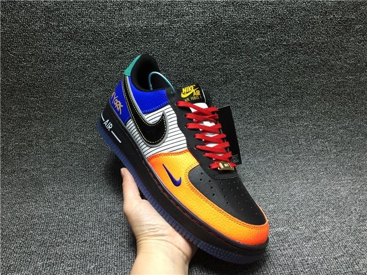Nike Air Force 1 Low AF1 color match Left