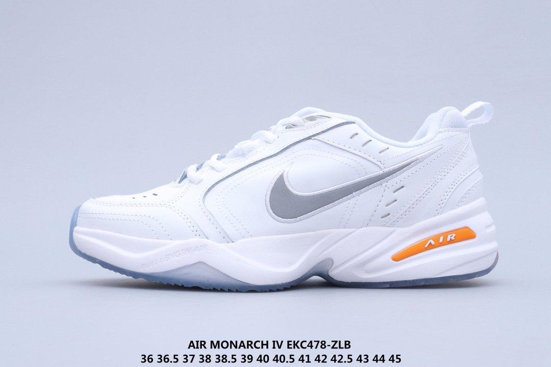 Nike Air Monarch IV Training White