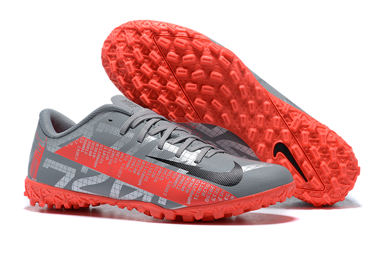 Nike Mercurial Vapor 13 Academy TF red gray silver