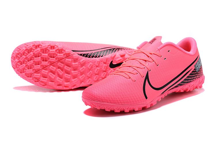 Nike Mercurial Vapor 13 Elite FG pink black shoes