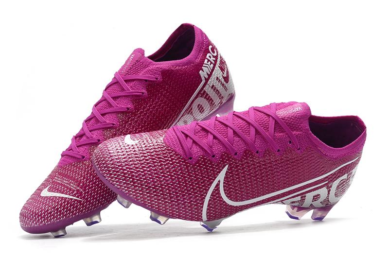 Nike Mercurial Vapor 13 Elite FG purple white