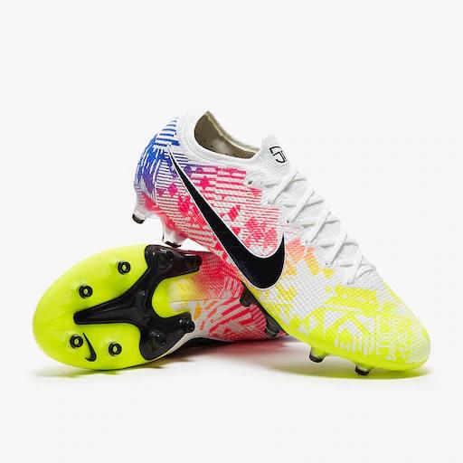 Nike Mercurial Vapor 13 Elite FG yellow white red Sell