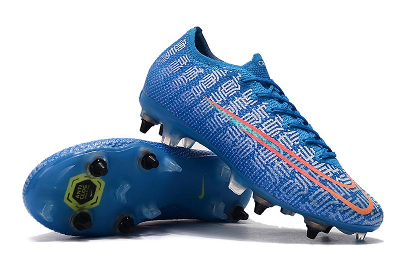 Nike Mercurial Vapor 13 Elite SG-PRO AC blue red Sell