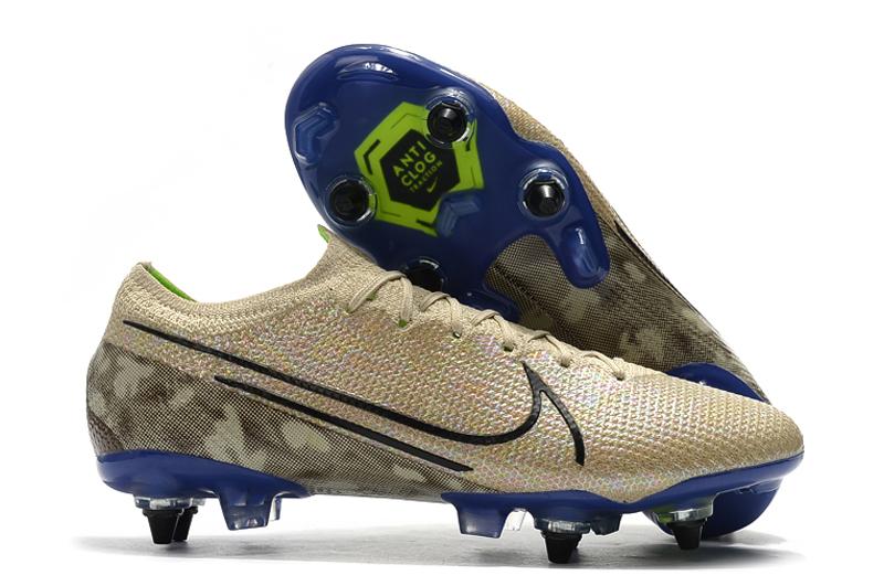 Nike Mercurial Vapor 13 Elite SG-PRO AC grey blue Sell