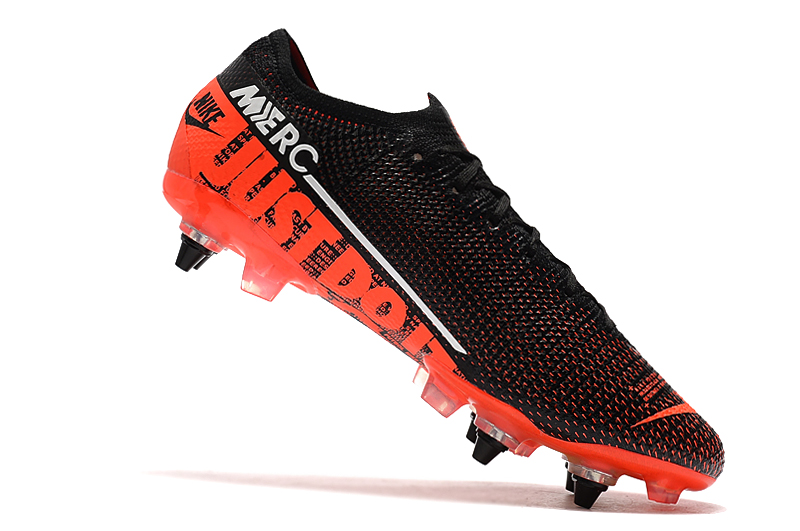 Nike Mercurial Vapor 13 Elite SG-PRO AC red and black Inside