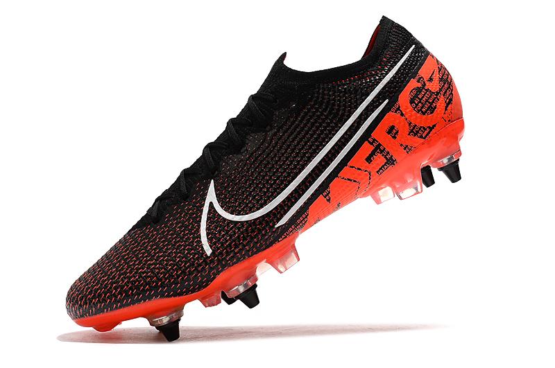 Nike Mercurial Vapor 13 Elite SG-PRO AC red and black Left