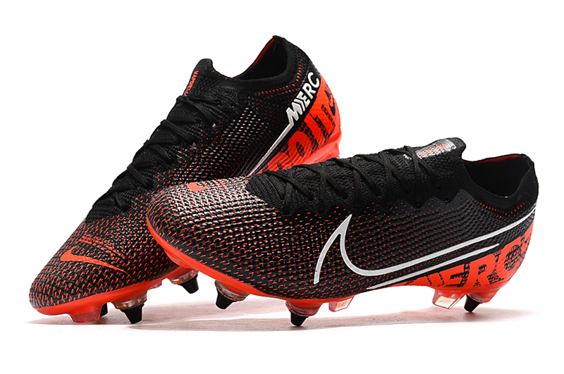 Nike Mercurial Vapor 13 Elite SG-PRO AC red and black