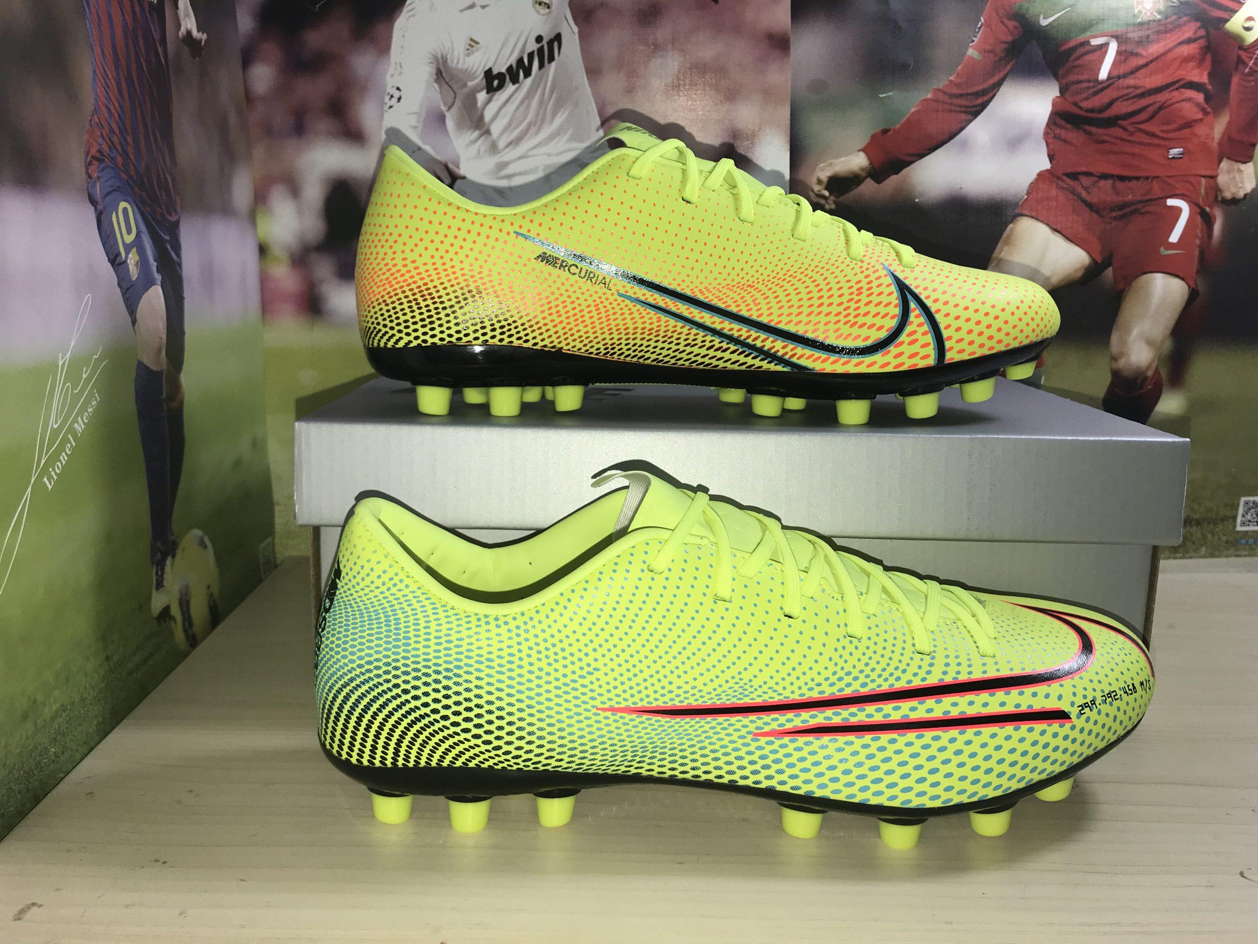 Nike Mercurial Vapor Academy AG yellow light green Shop