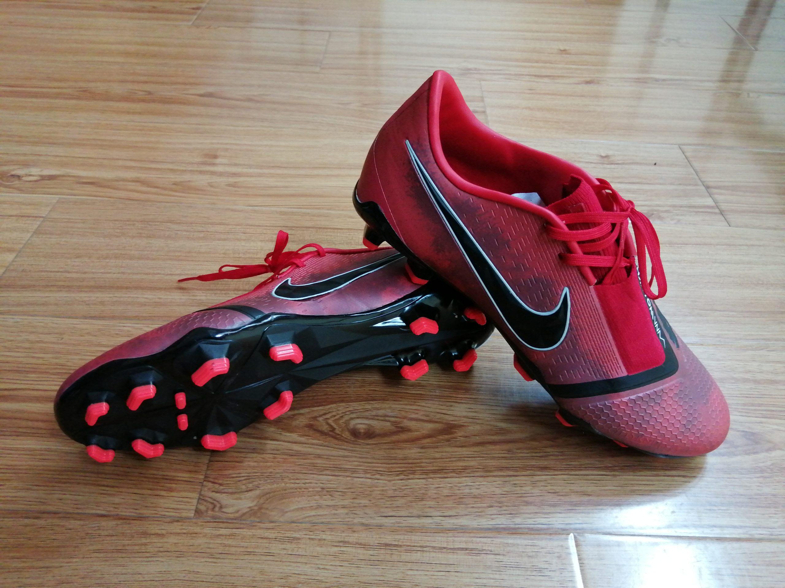 Nike Phantom VNM FG red black